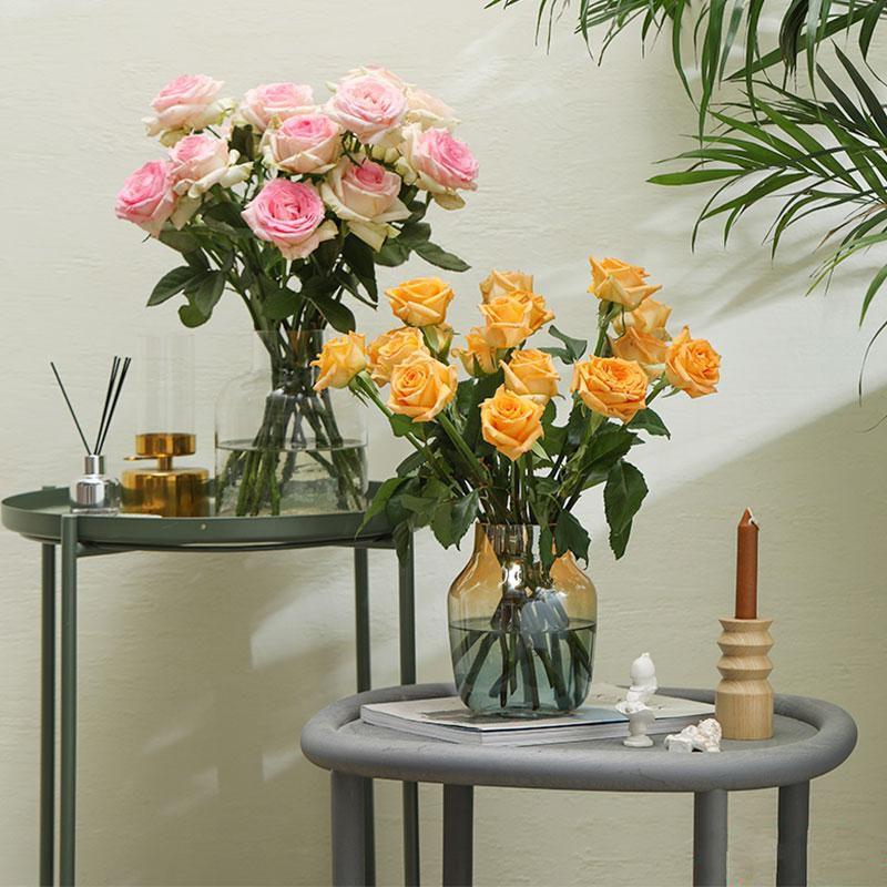 单品周花_玫瑰、康乃馨、满天星、百合、桔梗、雏菊等单品周花(每次只有一种花材,10枝左右)